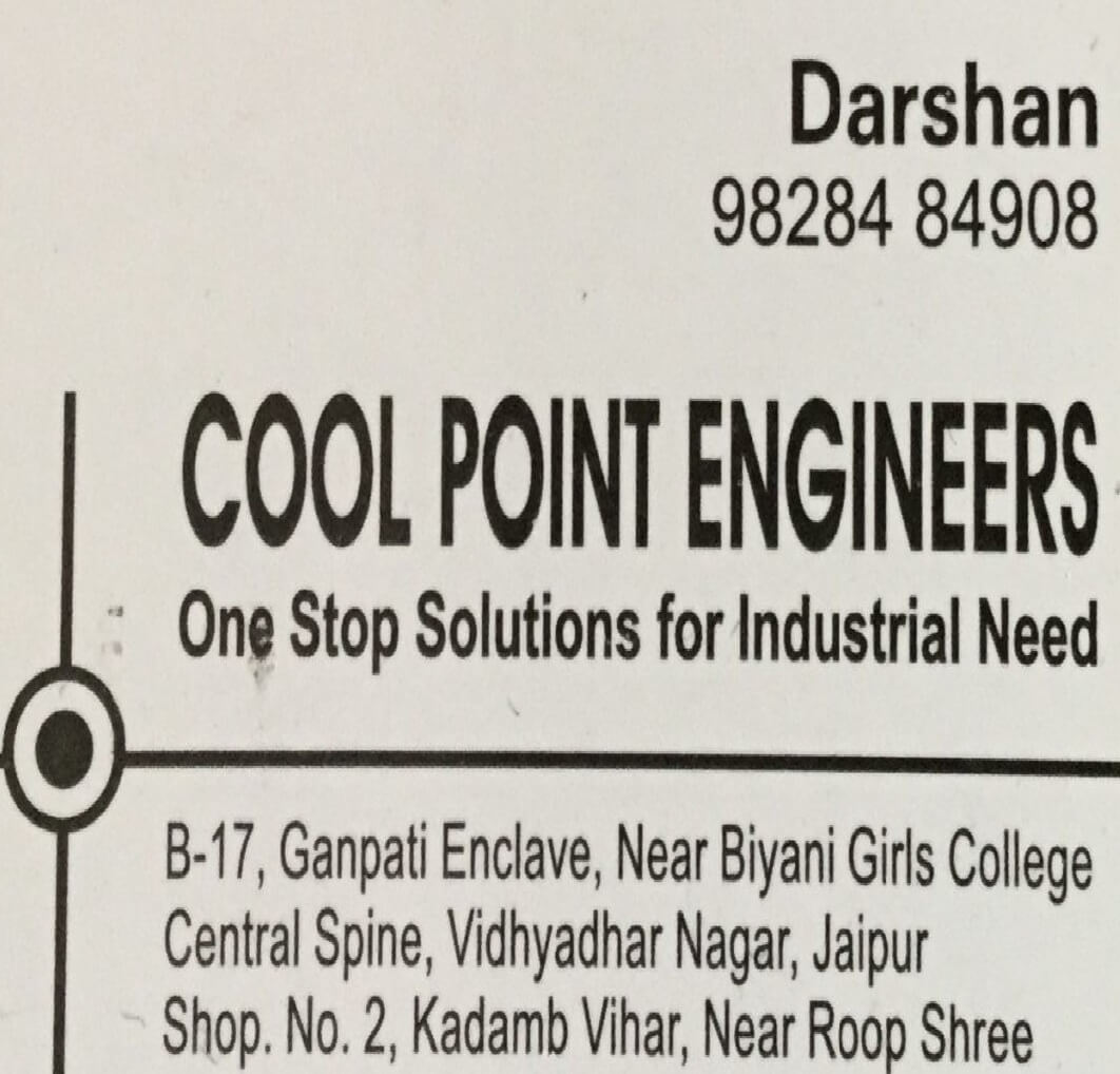 Cool Point Engineers